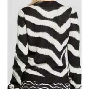 Sweaters - Who What Wear Animal Print Sweater